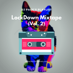 DJ Page - LockDown Mix