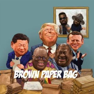 Sarkodie - Brown Paper Bag ft Manifest