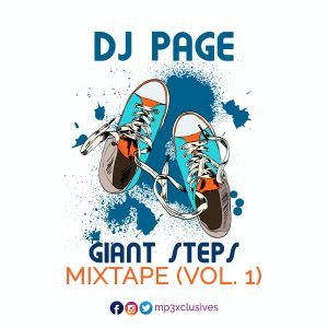 DJ Page - Giant Steps Mixtape