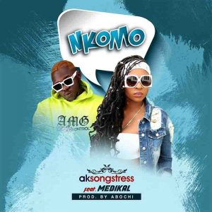 AK Songstress - Nkomo ft Medikal (Prod by Abochi)