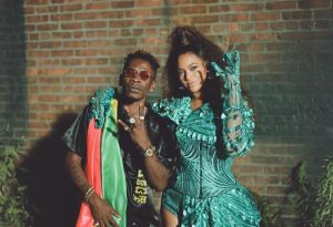 Beyonce ft Shatta Wale - Already