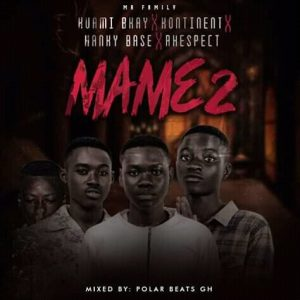 Kontinent ft Rhespect x B kay x Hanky Mame 2 (Mixed By Polar Beatz GH)