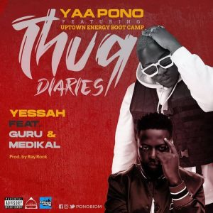 Yaa Pono - Yessah ft. Medikal & Guru Mp3 Download