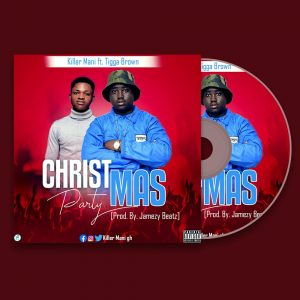 Killer Mani Ft T Brown - Christmas Party (Mixed by JamezyBeatz) - Mp3xclusives.com