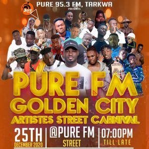 PURE FM GOLDEN CITY CHRISTMAS CARNIVAL