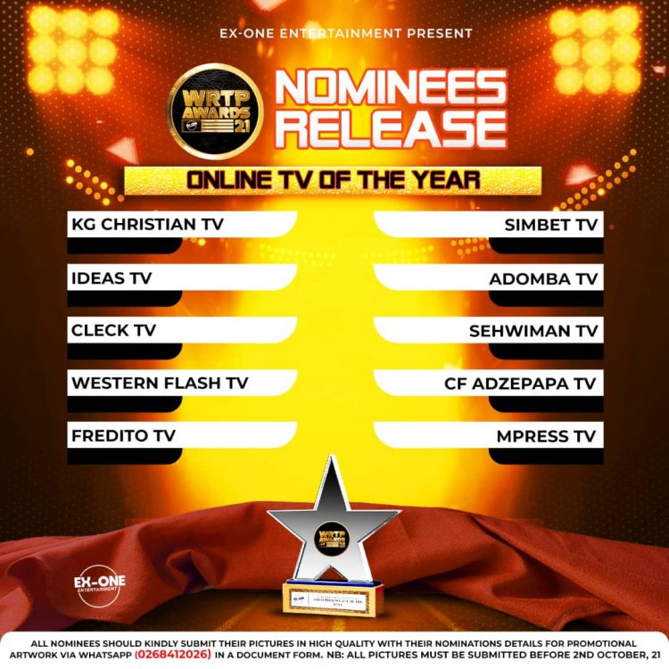 Online TV of The Year